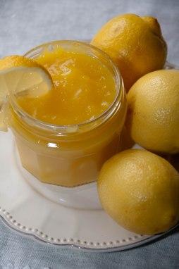Lemon curd sans beurre-7