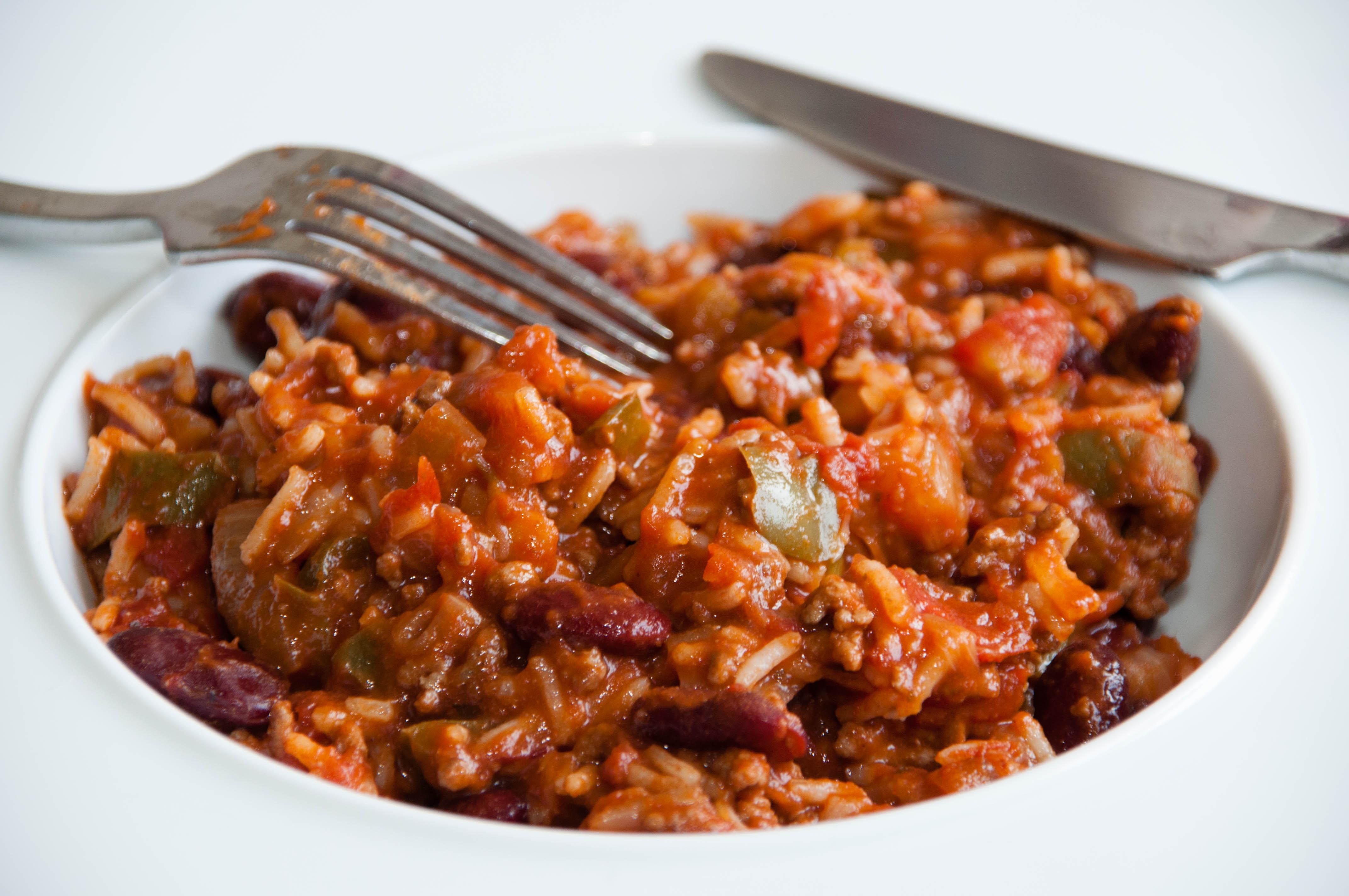 Chili con carne | Les petits plats de Gwendoline