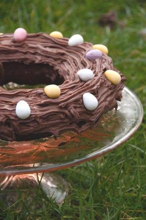 Nids de Pâques au chocolat2