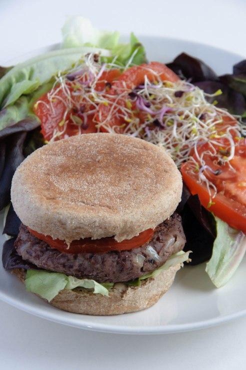 Burger végétarien-4