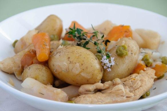 Cocotte de poulet aux légumes nouveaux-6