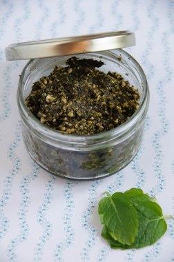 Pesto de menthe